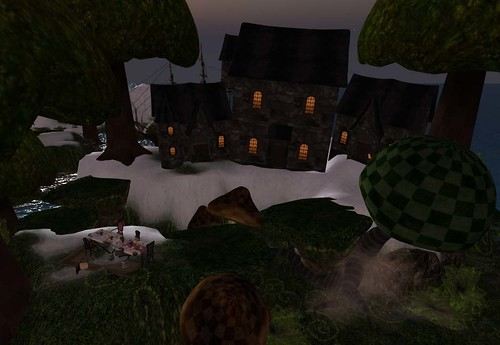 Wretched Hollow - A whimsical gothic sim by Cherokeeh Asteria