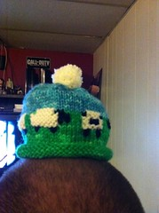 Sheepy hat
