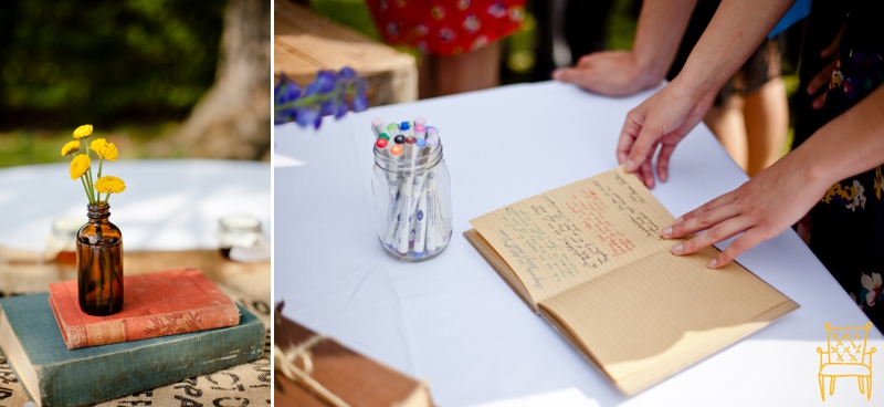 gray and yellow outdoor vintage wedding_044