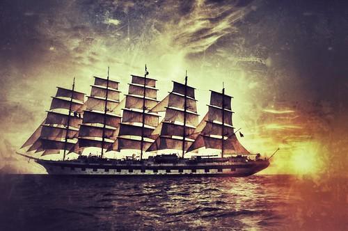 無料写真素材, 乗り物・交通, 船舶, 帆船