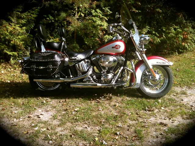 Recored Stock Harley Touring Mufflers Ebay