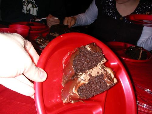 Dec 30 2011 Jeff's yummy cake