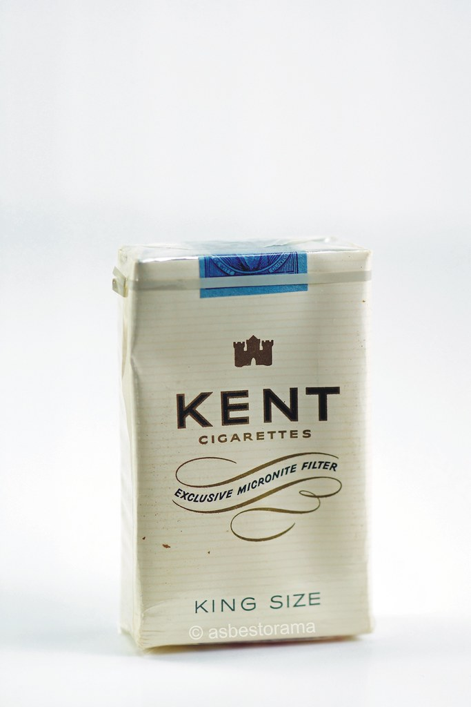 Kent King Cigarettes