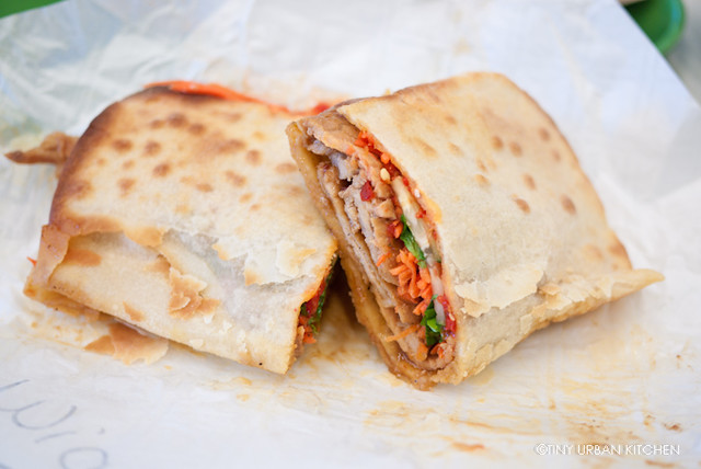 Foumami Spicy Pork Bahn Mi