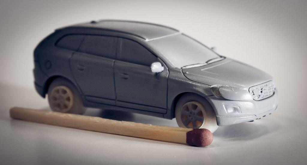 Volvo Model Car