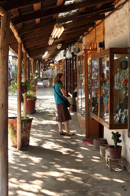 Los Dominicos Artisan Comunity