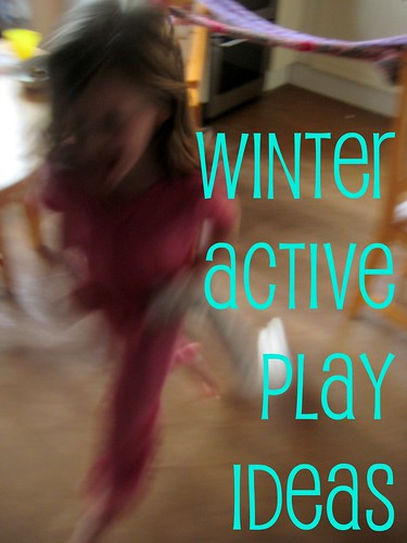 indoor active play