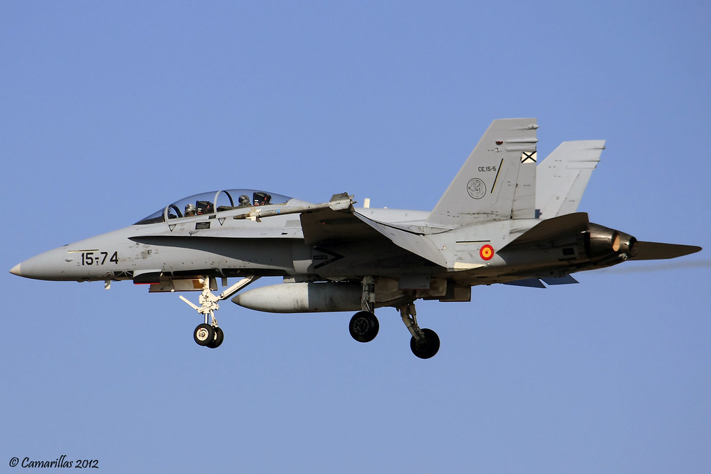EF-18B(M) CE.15-5