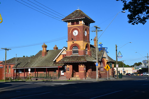 Post Office & Clock Tower 01
