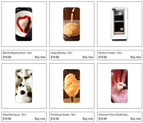 Suzie the Photo: Phone Skins