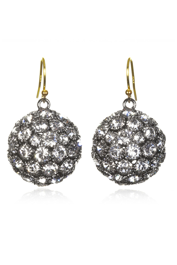 Deco Ball Earrings