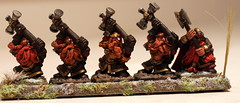 Dwarf Hammerers - joining the Ginger Beard Revolution 12-01-2012 01-19-02