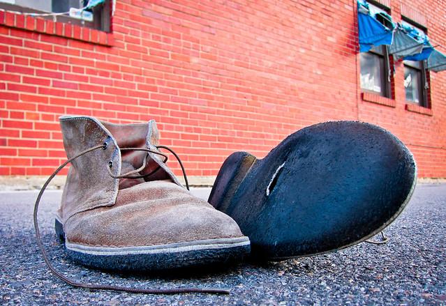 Clarks Shoe Repair Holabird Ave