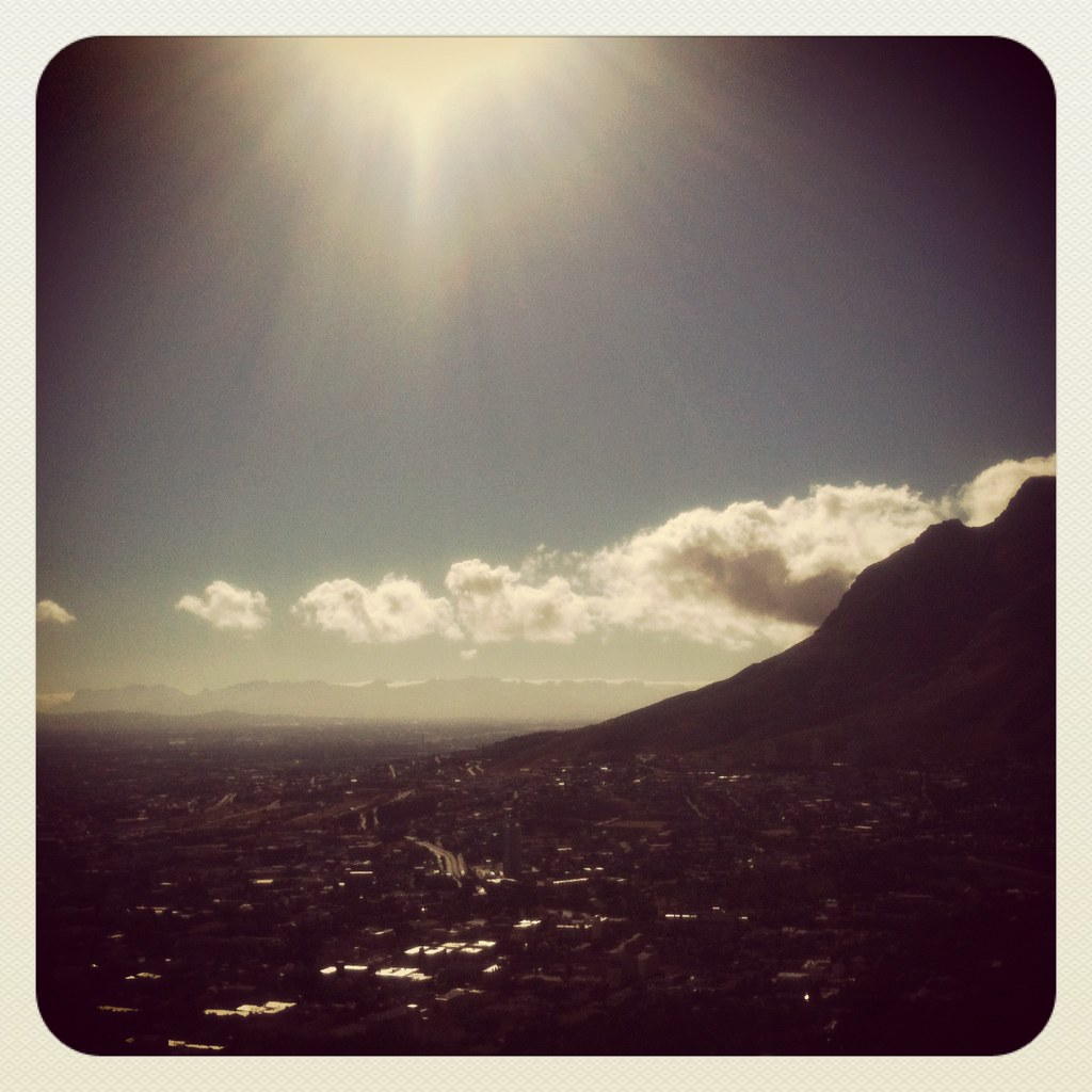 Cape Town morning