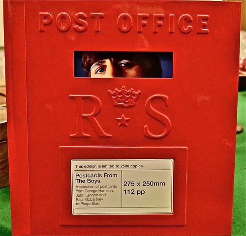 Ringo's Postcards from the Boys (ltd edition 2500)