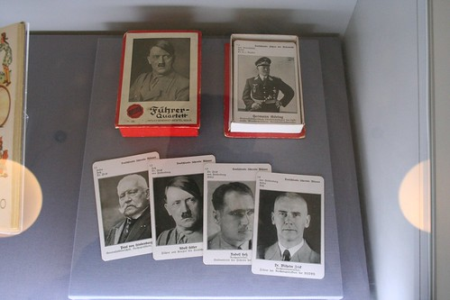 Nazi cards - gotta catch em all
