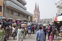 Rue du Commerce, Lomé, Togo