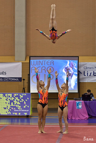 Winter Acro Cup GCP 2012