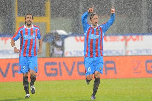 Catania-Roma (1-1): Stratosferici, ma...