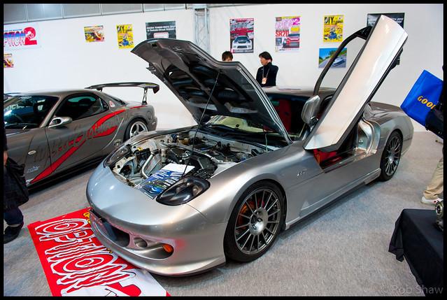 Tokyo Auto Salon Vehicles-145