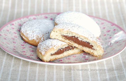 biscotti nutella (nutella cookie)