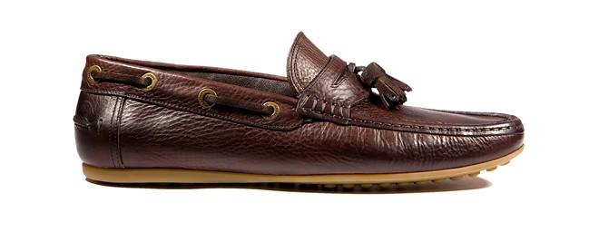 01887194060b Dress Code: High Fashion: Top 10 Picks: John Galliano Man Shoes S/S 12