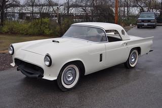 1957 Ford Thunderbird E Code 312