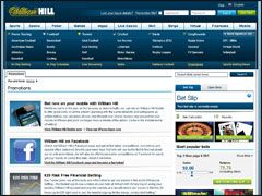 William Hill Sports Bonus
