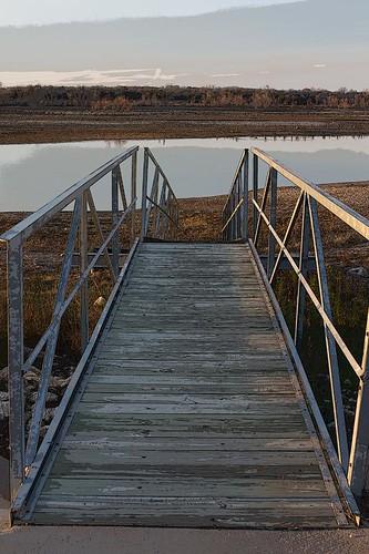 Inlet Walkway