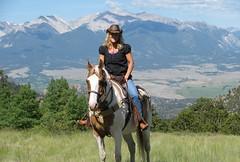 Elk Mountain Ranch, Colorado, USA
