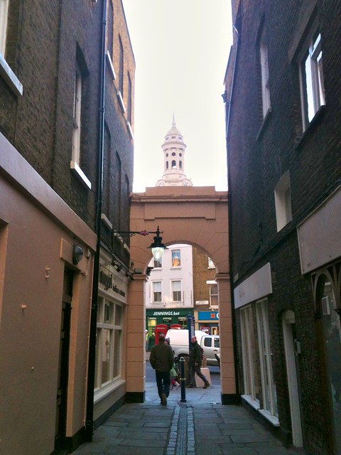 Turnpin Lane, Greenwich
