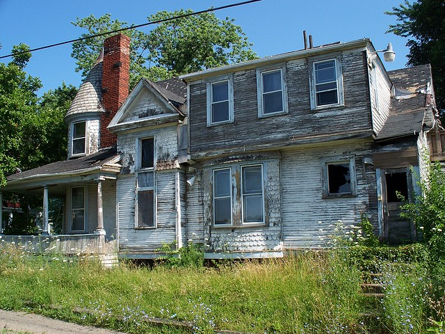 Oh Canton Abandoned House Flickr Photo Sharing