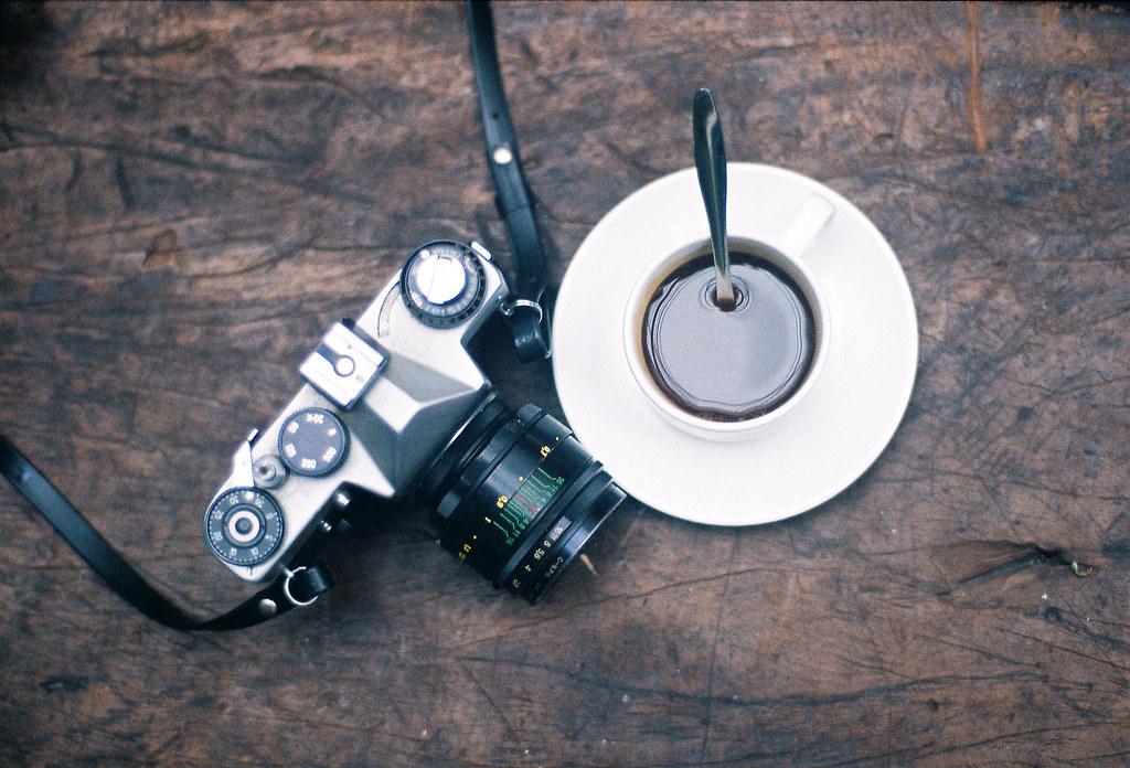 Coffee w/ Zenit ET