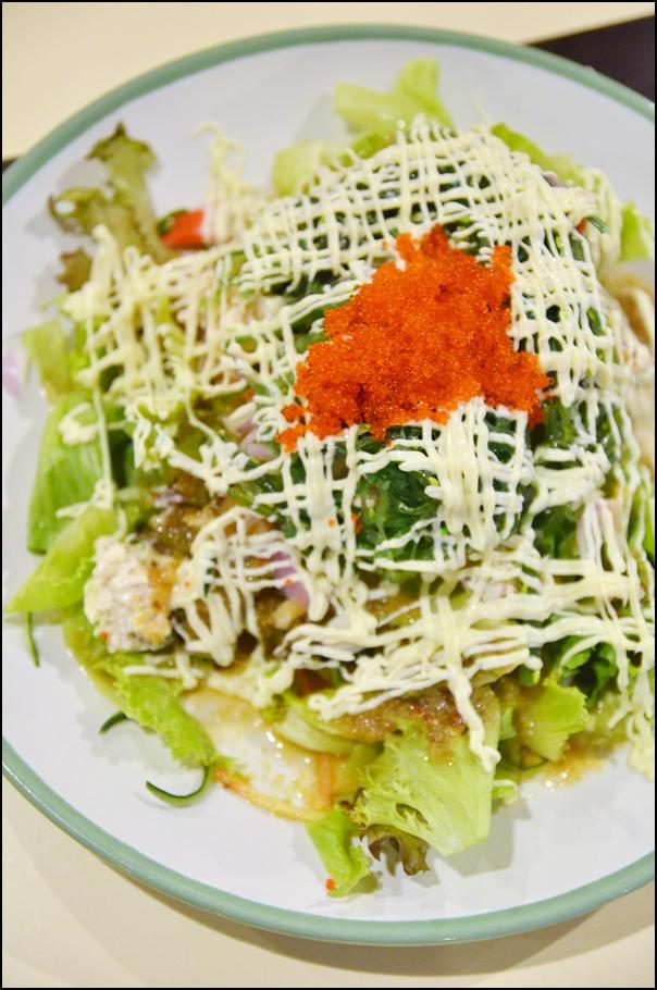 Waraku Salad