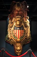 USS New York Bow Ornament HRNM