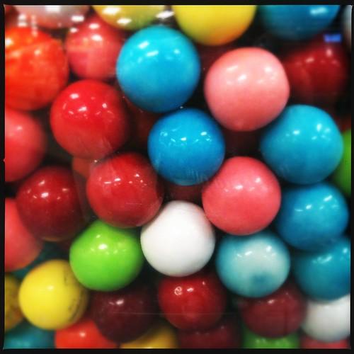 21/366: Gum balls