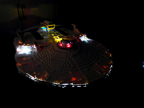 LEGO USS Reliant 9