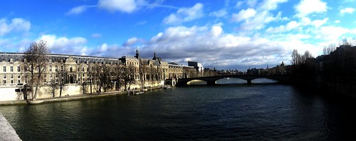 View from Pont Royal
