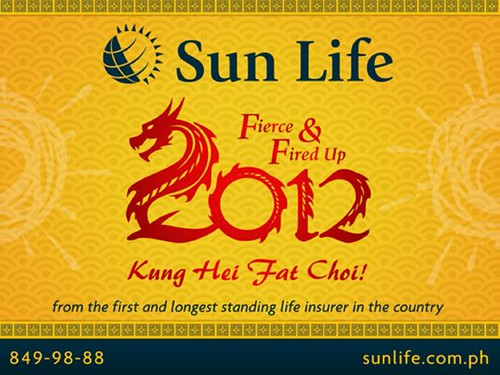 Sun Life CNY 2012
