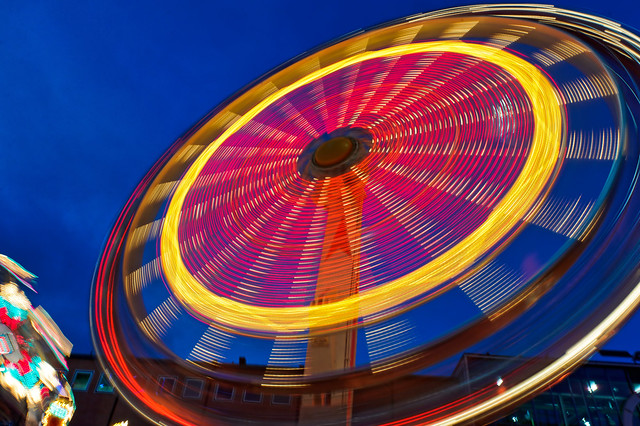 Turning ride II from Flickr via Wylio