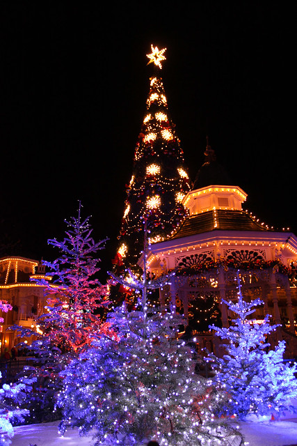 Christmas in Town Square