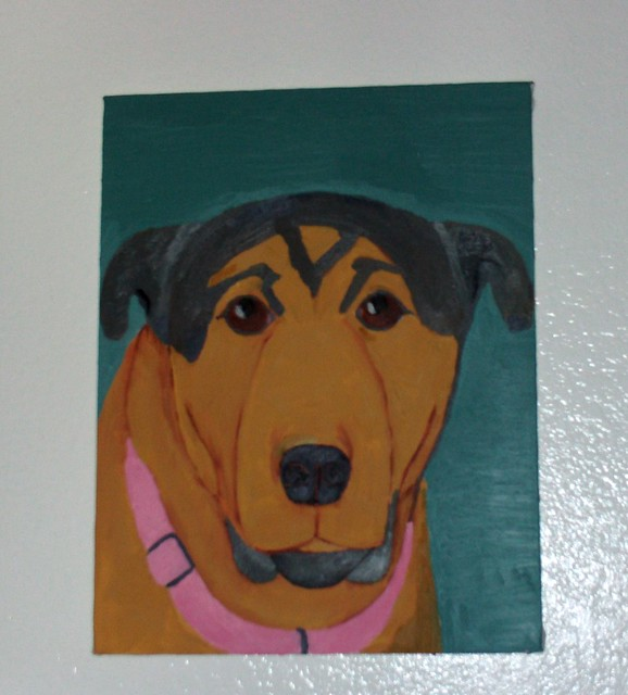 The Buster Painting