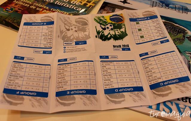Fitur 2012 - Stand Brasil