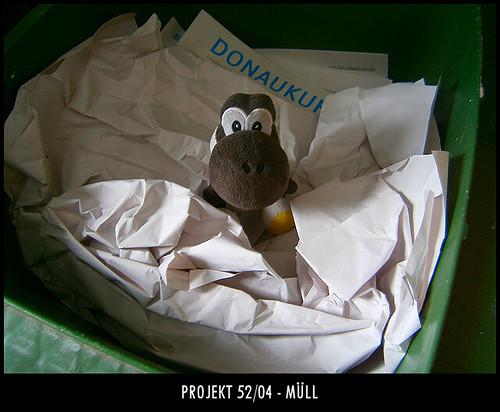 Projekt 52/04 - Müll