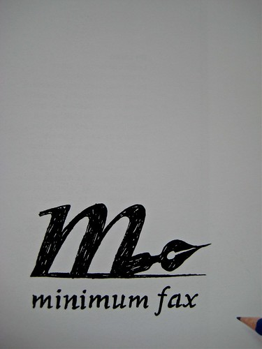Fare i libri (a cura di Riccardo Falcinelli), minimum fax 2011. p. 15, (part.), 1