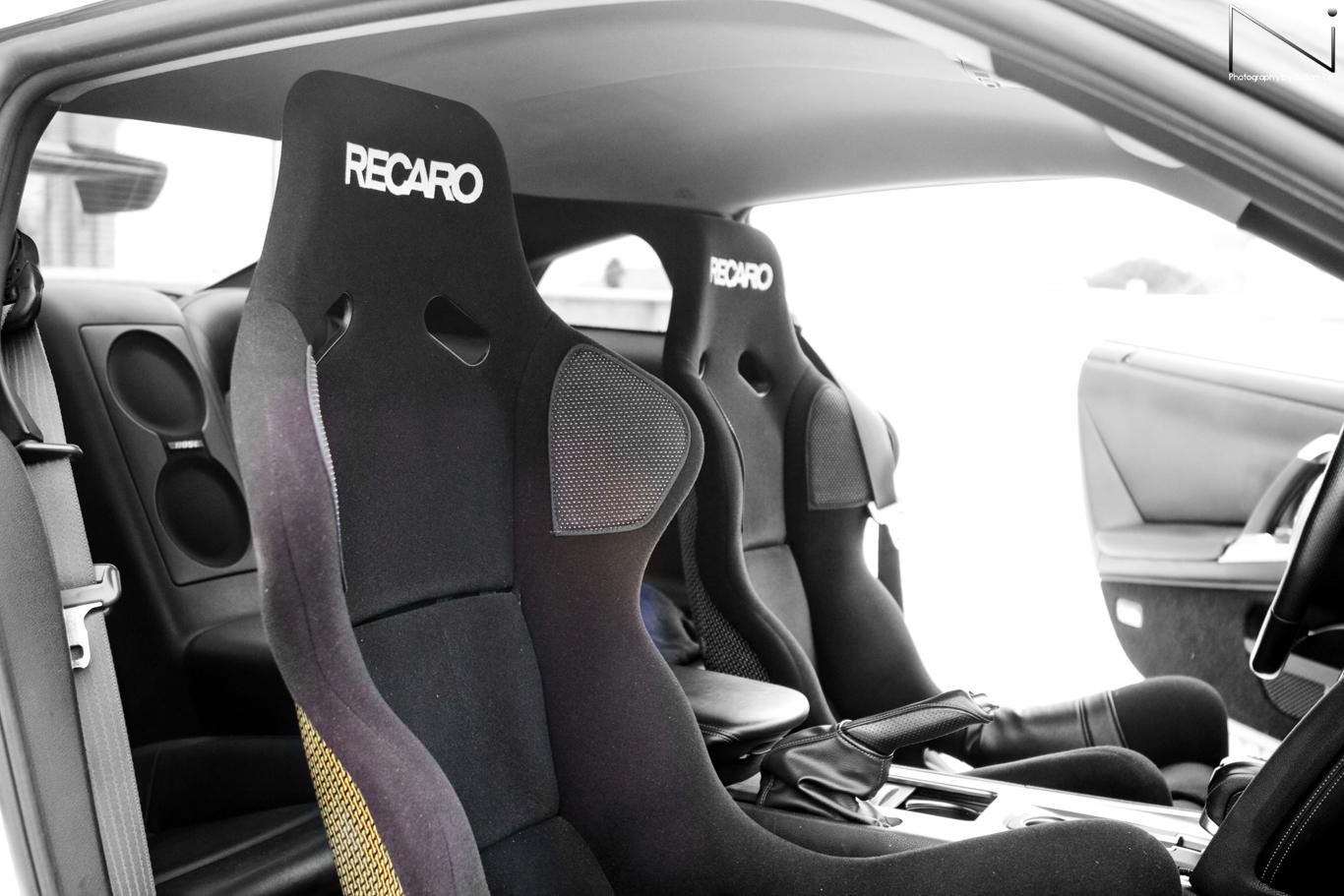 Recaro Profi Carbon-Kevlar SPA seats