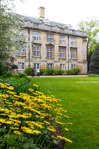 Christ's College, Cambridge 7