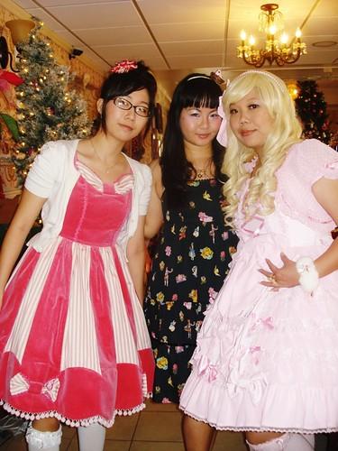 Christi, Me, and Kari 2