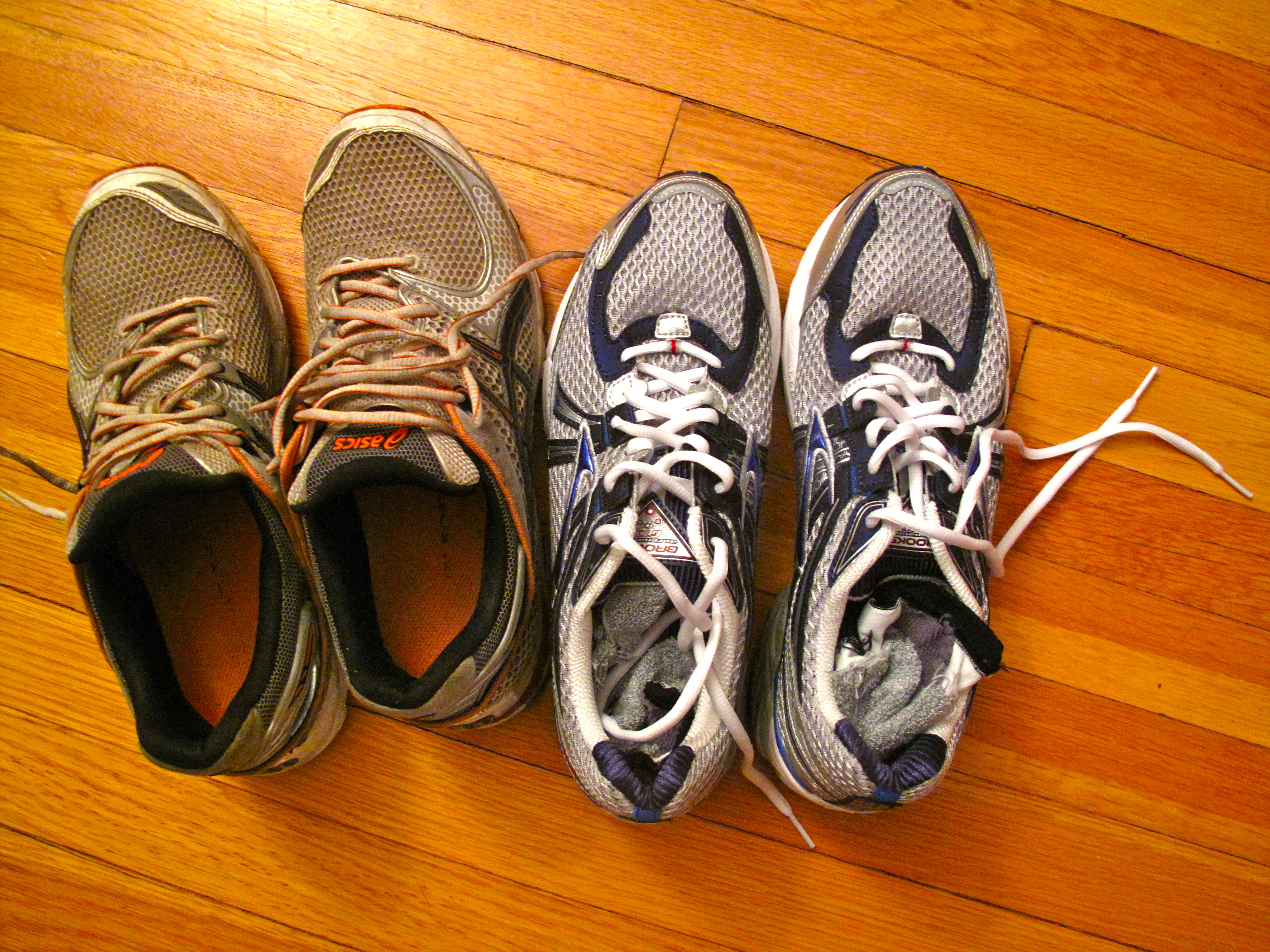 Asics Gel Ds Trainer  Womens Running Shoes Review