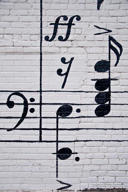 Musical mural 2